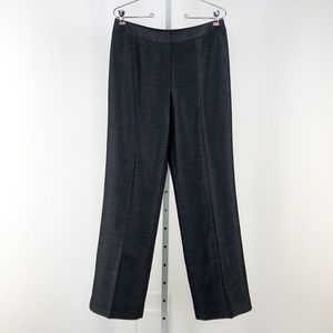 Lafayette 148 New York Gray Trousers, Size 8